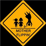 Mother Flippin' Yield Sign
