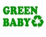 BABY DEMOCRAT GREEN BABY GIFT