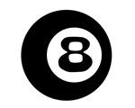 8 BALL 8 BALL SHIRT EIGHT BALL TEE SHIRT BILLIARDS