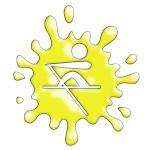 Splat Rowing - Yellow