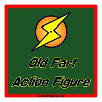 Old Fart Action Figure v4