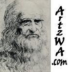 ArtzWA  Leonardo da Vinci 1452