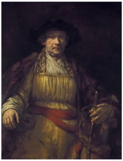 Self Portrait 1658