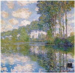 Poplars at the Epte