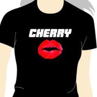 Cherry Cherries Lips