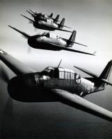 WWII Grumman Avengers