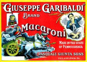 1910 Garibaldi Macaroni