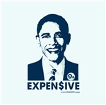 Obama Is Expensive