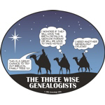 Three Wise Genealogists