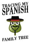 Tracing My Spanish Family Tree