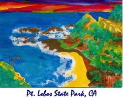 Pt. Lobos State Park, CA