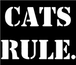 Cats Rule.