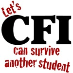 CFI can survive