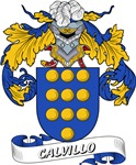 Calvillo Coat of Arms, Family Crest