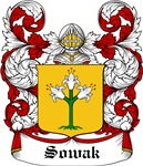 Sowak Coat of Arms, Family Crest