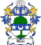 Wate Coat of Arms, Family Crest
