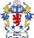 Hurry Coat of Arms, Family Crest