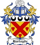 Hartsyde Coat of Arms, Family Crest