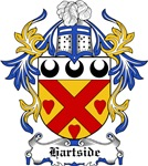 Hartside Coat of Arms, Family Crest