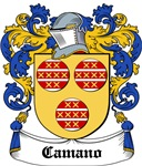 Camano Coat of Arms, Family Crest