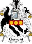 Clement Family Crest