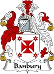 Banbury Family Crest