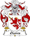 Ozores Family Crest