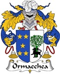 Ormaechea Family Crest