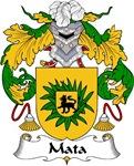 Mata Family Crest