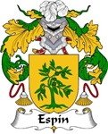 Espin Family Crest