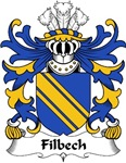 Filbech Family Crest