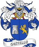 Castello Family Crest