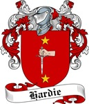 Hardie Family Crest, Coat of Arms