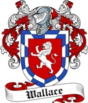 Wallace Family Crest, Coat of Arms