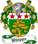 Whipps Family Crest, Coat of Arms