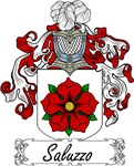 Saluzzo Family Crest, Coat of Arms