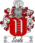 Scala Family Crest, Coat of Arms