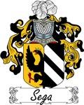 Sega Family Crest, Coat of Arms
