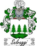 Selvaggi Family Crest, Coat of Arms