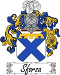 Sforza Family Crest, Coat of Arms