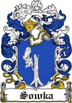 Sowka Family Crest, Coat of Arms