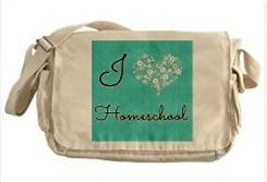 I Love Homeschool Bags & Mugs