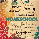 Homeschool Tag Cloud