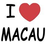 I heart Macau