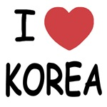 I heart korea