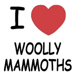 I heart woolly mammoths