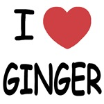 I heart ginger