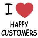 I heart happy customers