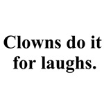 clowns do it