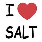 I heart salt